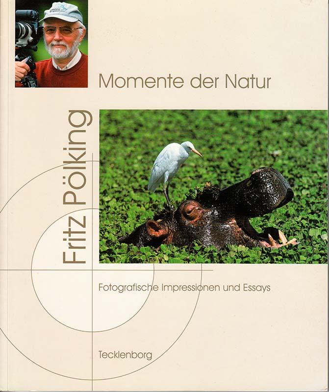 "Cover ""Fritz Pölking - Momente der Natur"""